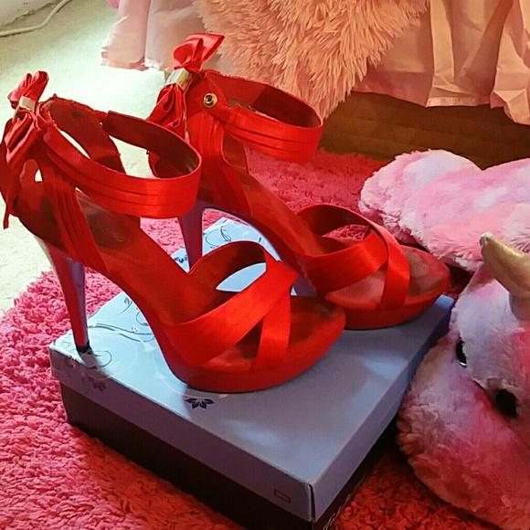 Pleaser Shoes   Size 13 Platform Heels